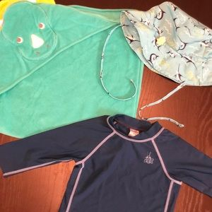 SUMMER READY! $40+ of swimming gear for just 20